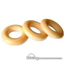 acero di legno anelli