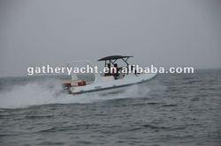 fiberglass boat/RIB 960