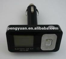 FM Transmitter Car mp3 with Bluetooth (PY-C3-095)