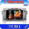 Excellent For Ford Focus 7'' In dash Car Audio with Gps TV PIP Ipod