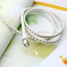Korea fashion rivets wrapped leather jewelry bracelet