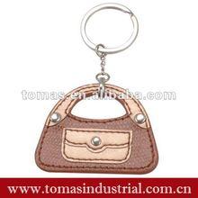 2012 lady handbag key holder gift decoration