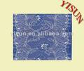 100% de alta calidad de nylon jacquard cordón coreano