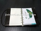 Full color spiral/W-O notebook printing