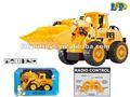 Funciones 5 r/bulldozer c, rc camión de juguete