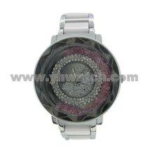 latest jewellery watches ladies japan movt 3atm quartz watch crystal watch 2013