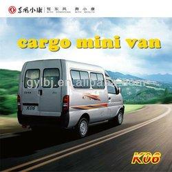 Dongfeng K06 cargo mini van (EuroIII standard)
