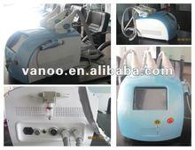 2012 New design vacuum therapy and rf slimming machine