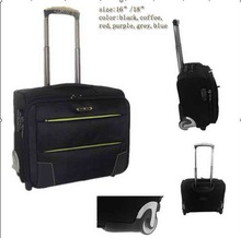 Airline Carry-on Trolley Luggage Bag Laptop Bag