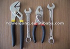 Mechanics Hand Tools Drop Forged Steel Wrench And pliers Set