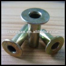 stainless steel tubular rivet