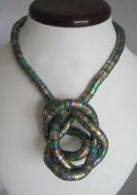 2012 fashion snake necklace
