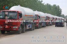 Best First FAW 260HP 34.5CBM LPG tank truck