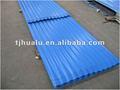 hoja coloreada acanalada del material para techos del metal (FÁBRICA)