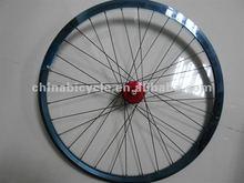 MTB bicycle wheels