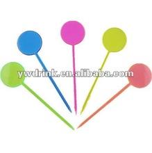 Decoration Plastic Fruit fork