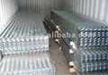 primer zinc corrugado para techos de hoja