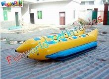 Inflatable double banana boat (BOAT-119)