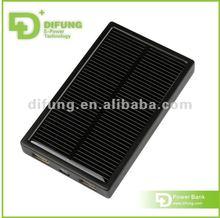 External Battery Difung Manufacturer 2012 NEW Solar Backup Battery Charger