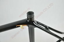 Super light cheap chinese carbon road frame 2012, full carbon road bike-IP008