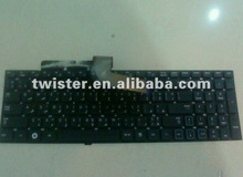 Brand new Notebook/ laptop keyboard for New SAMSUNG RC510 Keyboard Arabic Black