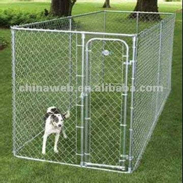 Modular Outdoor Dog Kennel