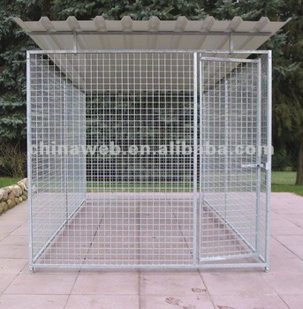Strong Steel Modular Dog Kennel