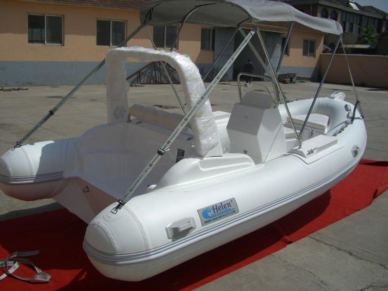 Inflatable Electric Motor Rib Boat 500c View Rib Boat