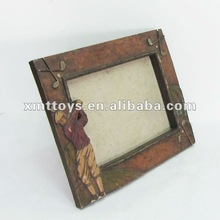 2012 newest photo frame with holder on the back