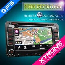 Car DVD/GPS Head Unit For Volkswagen GOLF/EOS/JETTA/PASSAT/TOURAN/TRANSPORTER
