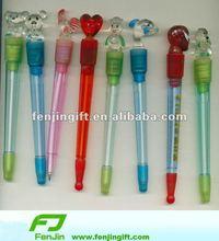 Cute light ball point pen