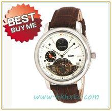 Tourbillon watch with mechanical movement