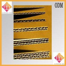 Different ply corrugated paper and corrugated carton box