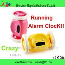 NEW Crazy running alarm clock(factory price)