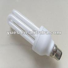 12mm 2U energy saving bulb 11W-Tri color