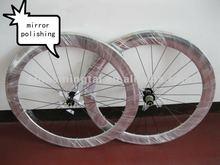 Mirror polishing road bike alloy rims 60mmh MTSC60