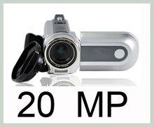 20 MP digital camcorder, portable digital video camera