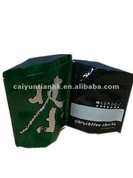 Stand up composite vertical bag in packing drinks