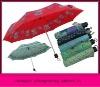 3 fold super mini disposable umbrella cheapest, umbrella in stock a lot