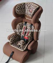 ece r44/04 baby car seat 9-36kgs