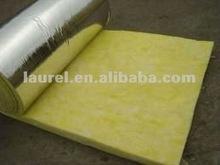 glass wool blanket as insulator in ceilings