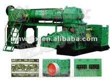 2012 New clay brick building machine with brick machinery