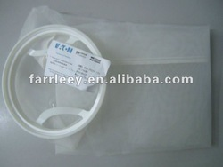 Liquid nylon monofilament filter bags
