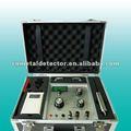 profundo de largo alcance del detector