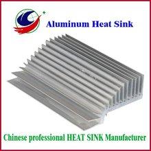 Car amplifier heat sink