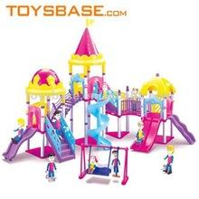 2012 new design DIY paradise toys