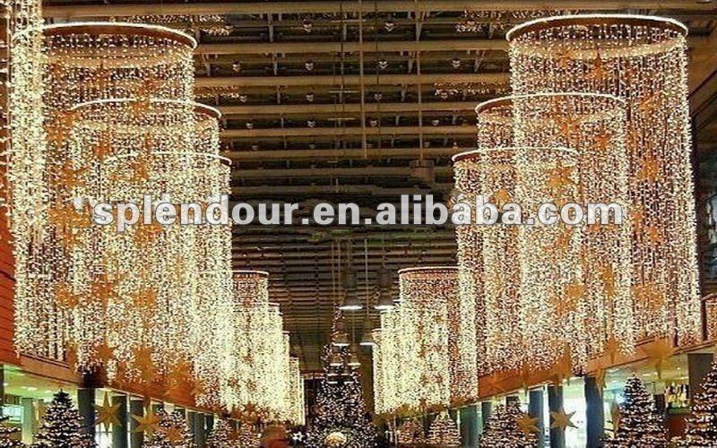 LED curtain string light /LED garland light /LED drape light/LED Christmas light