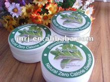 Organic Pure stevia /Crystal stevia in tin can
