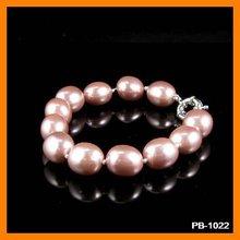 Jelly Pearl Jewelry Charm Bracelet PB-1022