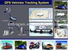 GPS fleet management tracking software